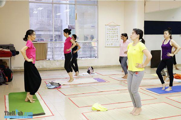 Phòng tập Yoga Sức Khỏe & Hạnh Phúc, Nguyễn Văn Thủ, Quận 1