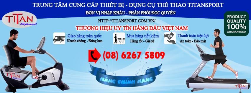 Titan Fitness- Cửa hàng dụng cụ thể thao, Quận Tân Phú