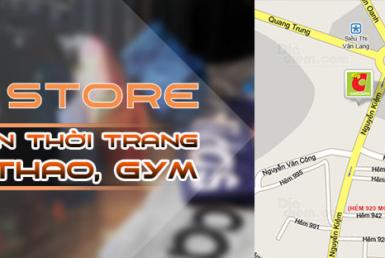 FIT Store-Cửa hàng quần áo, phụ kiện thể thao, Quận Gò Vấp
