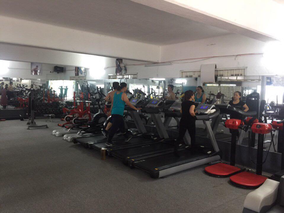 Phòng tập thể hình Gym Q2, Phan Văn Trị, Quận Gò Vấp