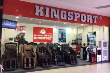 KingSport-Cửa hàng phụ kiện thể thao