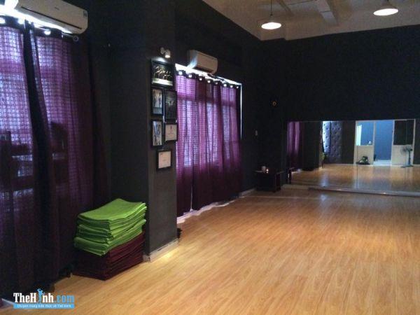 Phòng tập Yoga và nhảy La Danza Saigon, Võ Thị Sáu, Quận 3