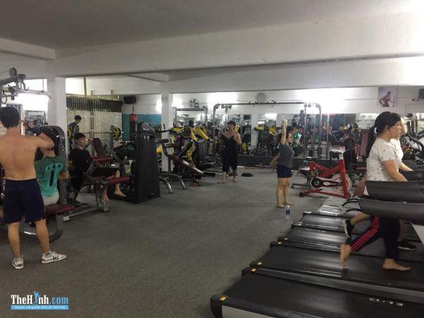 Phòng tập thể hình Gym Q2, Nguyễn Thị Định, Quận 2