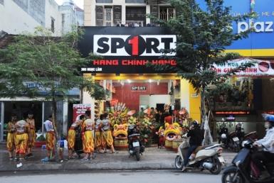 Sport1- Cửa hàng quần áo, phụ kiện thể thao, Quận 1