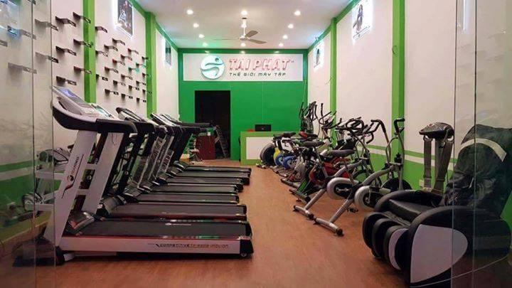TÀI PHÁT SPORT-Cửa hàng phụ kiện thể thao