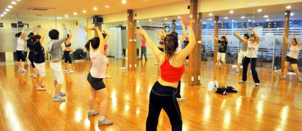 Câu lạc bộ thể dục thẩm mỹ Nhã Ca, Lương Đình Của, Quận 2