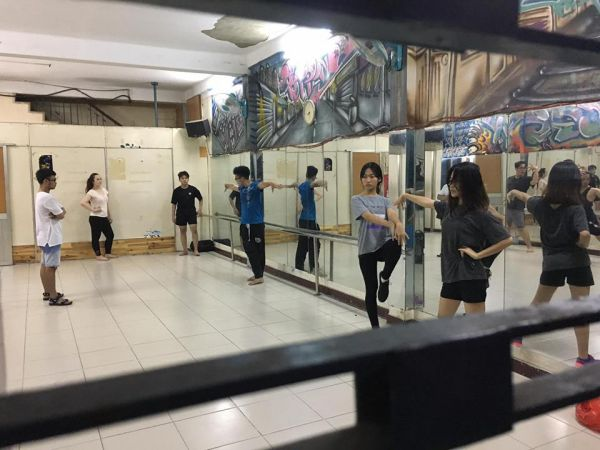 Phòng tập nhảy Fancy Dance Studio Lê Hồng Phong, Quận 5