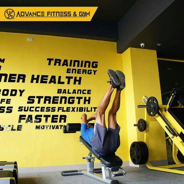 Phòng tập Advance Fitness & Gym Kỳ Đồng, Quận 3