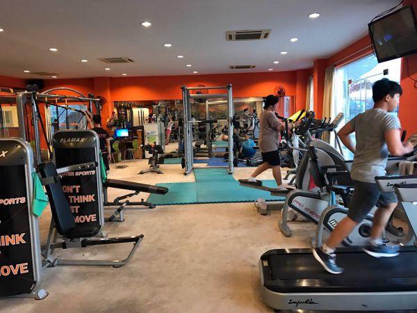 Phòng tập gym Exciter Sports, Đường số 3, quận Thủ Đức