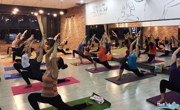 Phòng tập F5 Gym & Fitness Club Nguyễn Thị Định, Quận 2