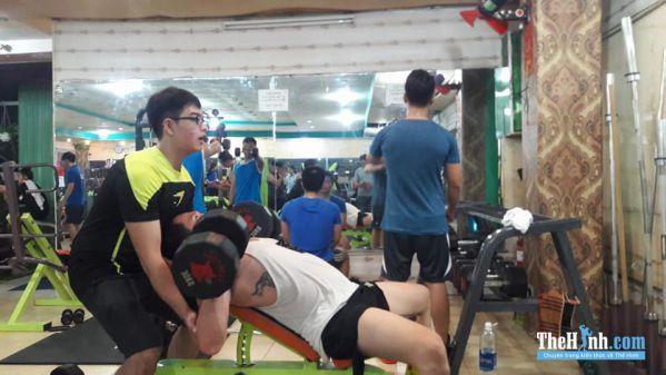 Phòng tập Pro Gym & Fitness Bến Vân Đồn, Quận 4