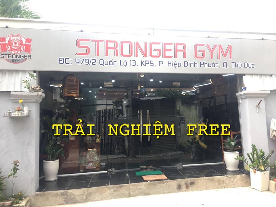 Phòng tập Stronger Gym, Quốc Lộ 13, Quận Thủ Đức