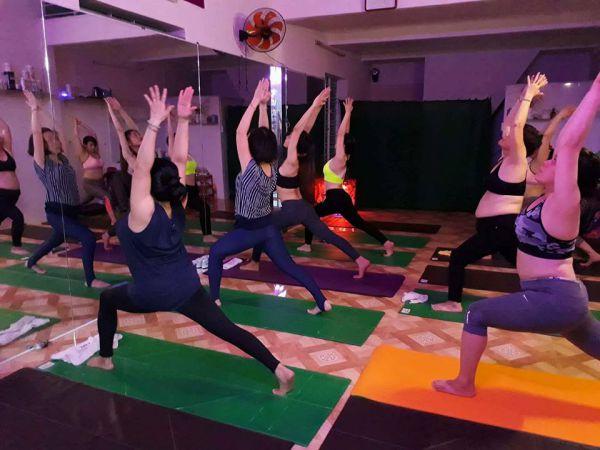Phòng tập YoGa & Zumba Nutrition Ngọc Duyên - Lương Ngọc Quyến, Quận 8