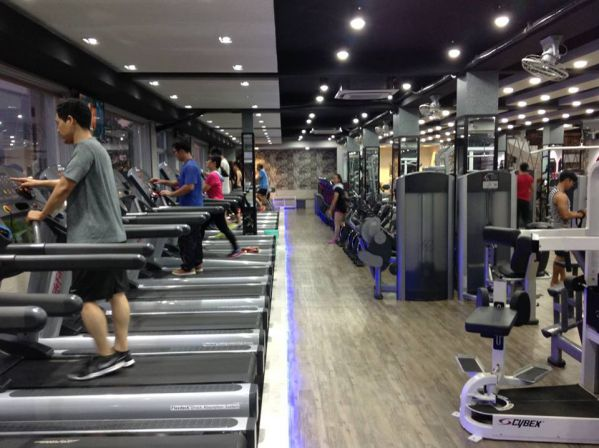 Phòng tập Dũng Gym Nguyễn Kiệm, Quận Gò Vấp