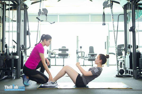 Phòng tập gym Hatha Fitness & Yoga, Bến Vân Đồn, Quận 4
