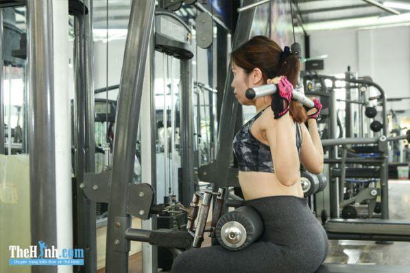 Phòng tập Gym Texas Hải Yến Lĩnh Nam, Quận Hoàng Mai