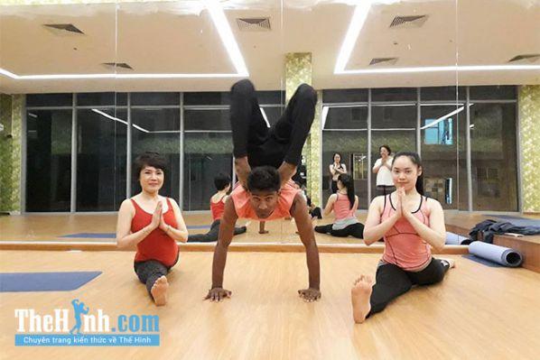Phòng tập Tokyo Fitness & Yoga Center Trường Chinh, Quận Đống Đa