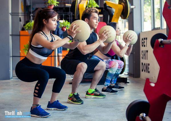Phòng tập gym GoldSport Phan Văn Trị, Quận Gò Vấp