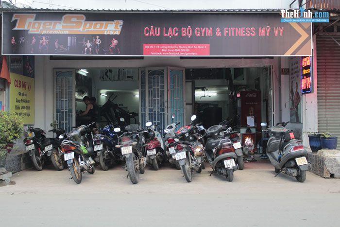 Phòng tập gym Mỹ Vy - Lương Định Của, Quận 2