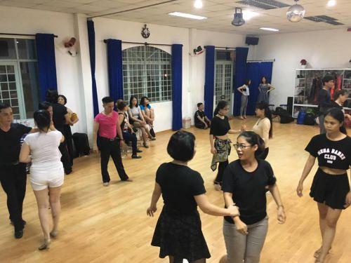 Phòng tập nhảy Dance Passion Lý Thái Tổ, Quận 10