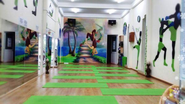 Phòng tập Yoga HappyH, Đường Lê Sao, Quận Tân Phú