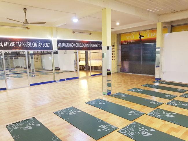 Phòng tập Yoga Hương Thảo - Uy tín chất lượng