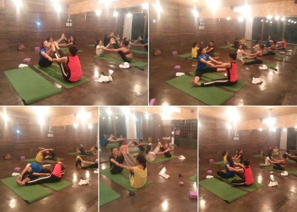 Phòng tập Yoga Pod Thảo Điền