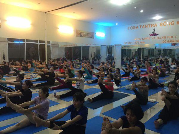 Phòng tập Yoga Tantra Sống Khỏe Tô Hiến Thành, Quận 10