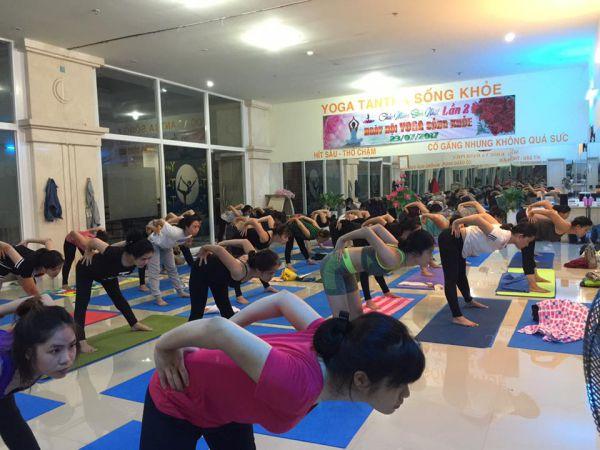 Phòng tập Yoga Tantra Sống Khỏe Lý Thường Kiệt, Quận 11