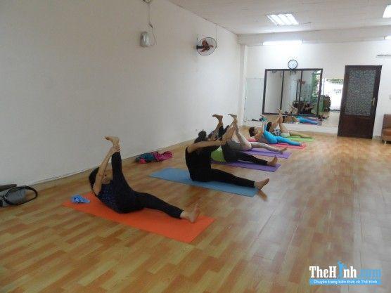 Phòng tập Yoga Việt, Phùng Khắc Khoan, Quận 1