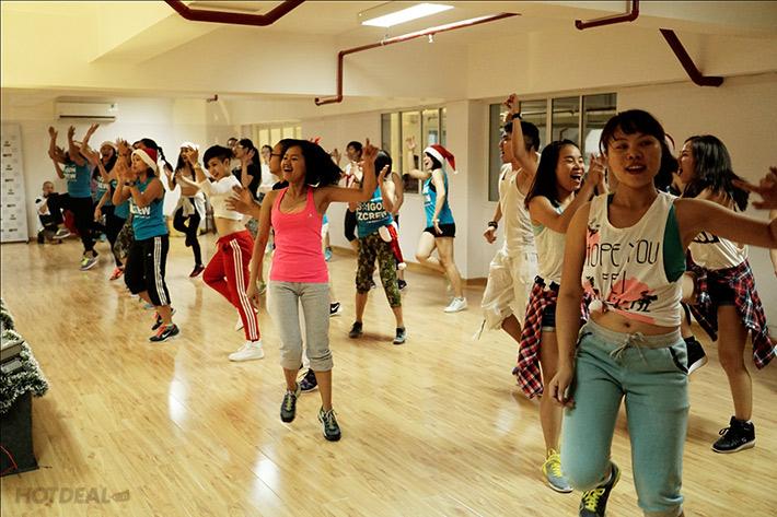 Phòng tập Zumba ZFit Fitness Center, Tân Bình