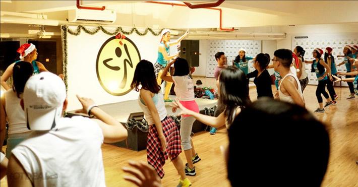 Phòng tập Zumba ZFit Fitness Center, Hồ Xuân Hương, Quận 3