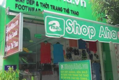 Shop Aha -Cửa hàng quần áo, phụ kiện thể thao, Quận Tân Bình