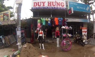 Duy Hưng-Cửa hàng quần áo, phụ kiện thể thao, Quận 7