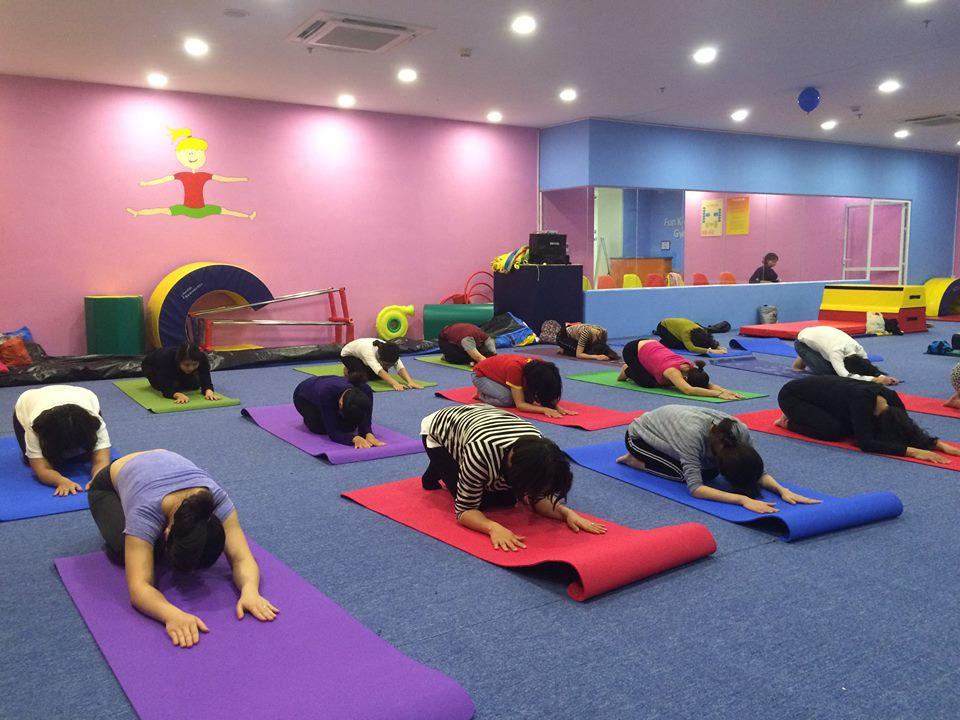 Phòng tập Fun Kids Gymnastics, Trường Chinh , Hà Nội