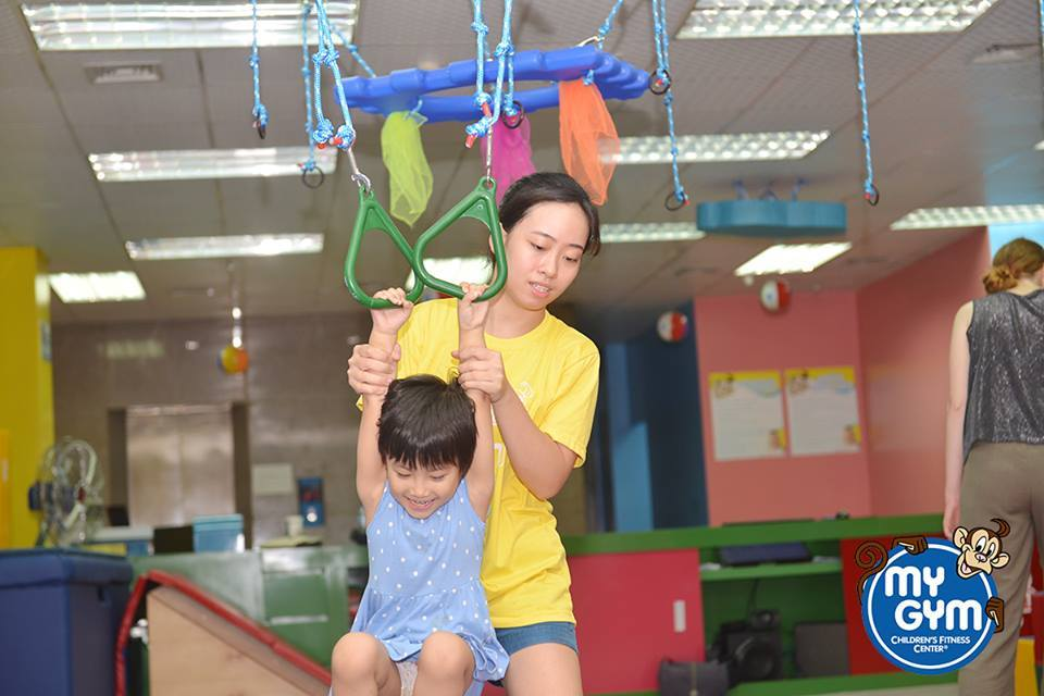 Phòng tập My Gym Children's Fitness Center