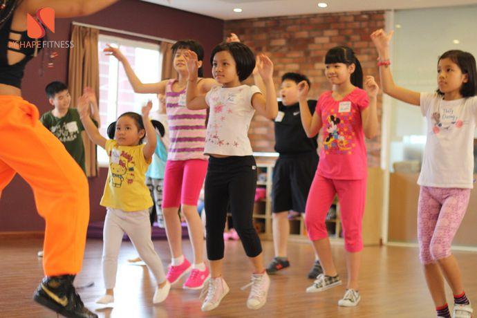 Phòng tập NShape Kids, Cầu Giấy, Hà Nội
