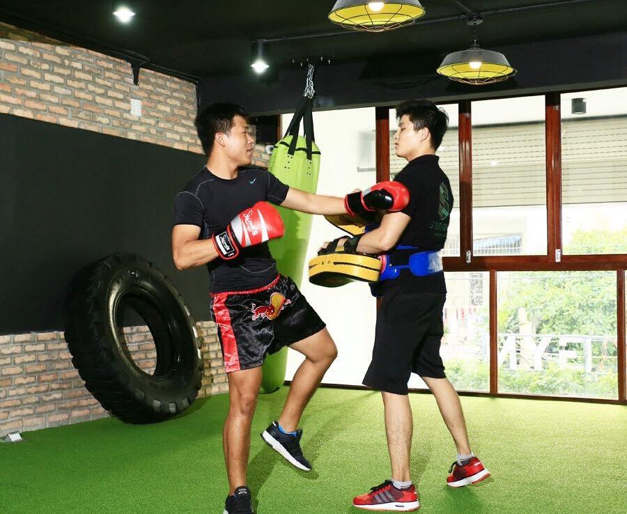 Phòng tập S'Life Gym Fitness & Yoga Center, Cách mạng tháng 8, Tân Bình