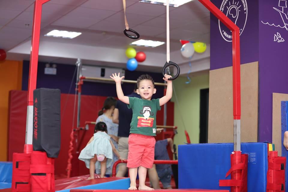 Phòng tập The Little Gym of Vietnam, Tây Sơn, Hà Nội