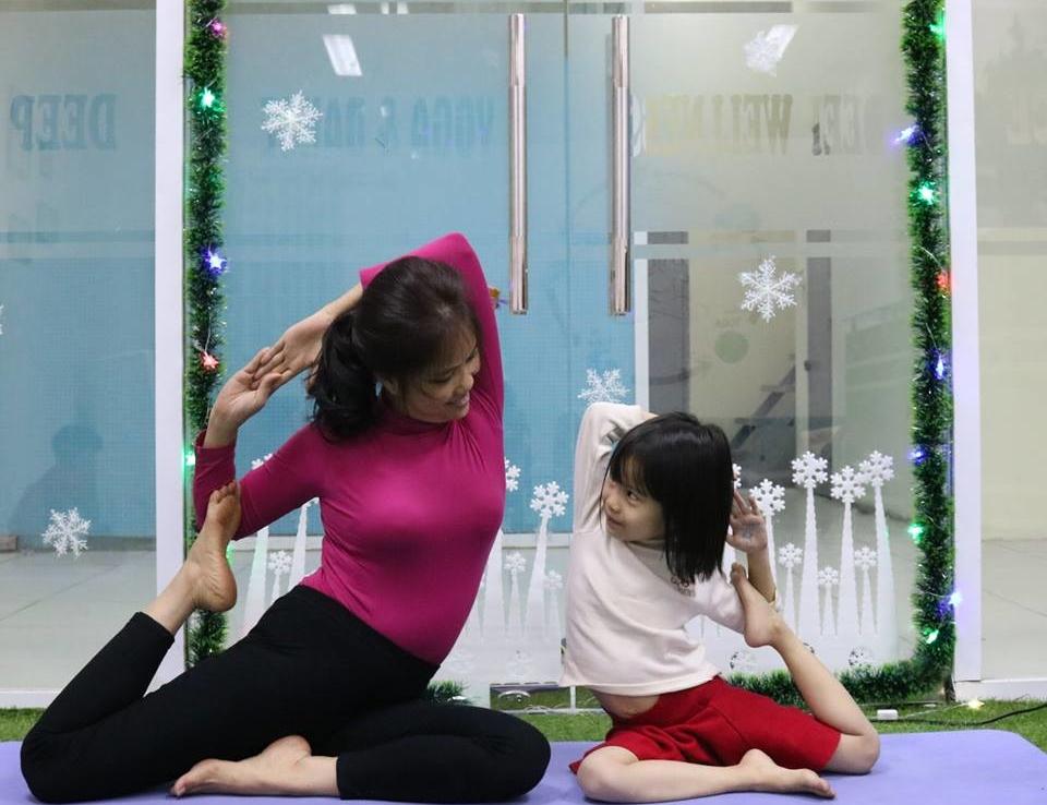 Phòng tập Yoga Deep Wellness Yoga Center, Quận Thanh Trì