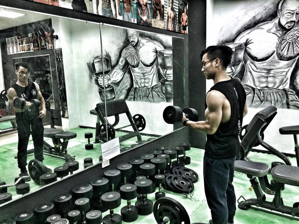 Phòng tập gym Zone Fitness, Hai Bà Trưng, Hà Nội