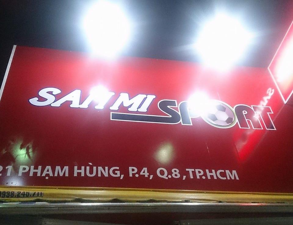 Sanmi Sport- Cửa hàng quần áo, phụ kiện thể thao, Quận 8