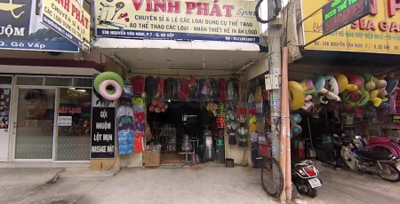 Vĩnh Phát Sport-Cửa hàng quần áo, phụ kiện thể thao, Quận 5
