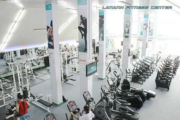 Danh sách 17 phòng tập gym ở quận 10