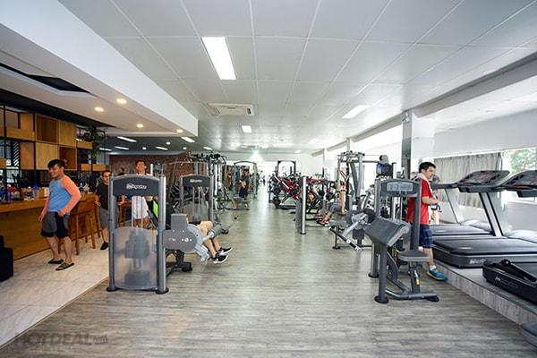 Danh sách các phòng tập gym chất lượng ở quận 1