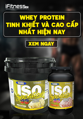 Sữa tăng cơ Whye Protein Iso 93