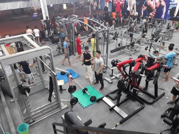 Phong Vũ Gym